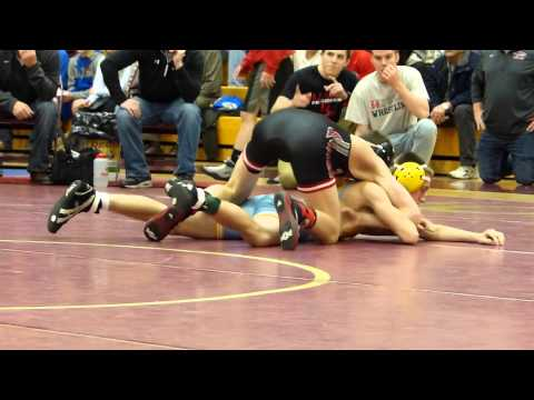 2014 Chartiers-Houston Wrestling Tournament 2