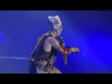 Rammstein Mein Teil  Montreal 2012 HD 1080P