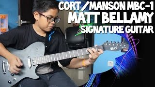 Cort Manson MBC-1 Matt Bellamy Signature
