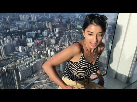 Suhana Thapa At Hongkong