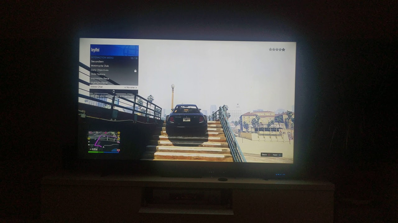 GTA 5 Turn Off Voice Chat PS4