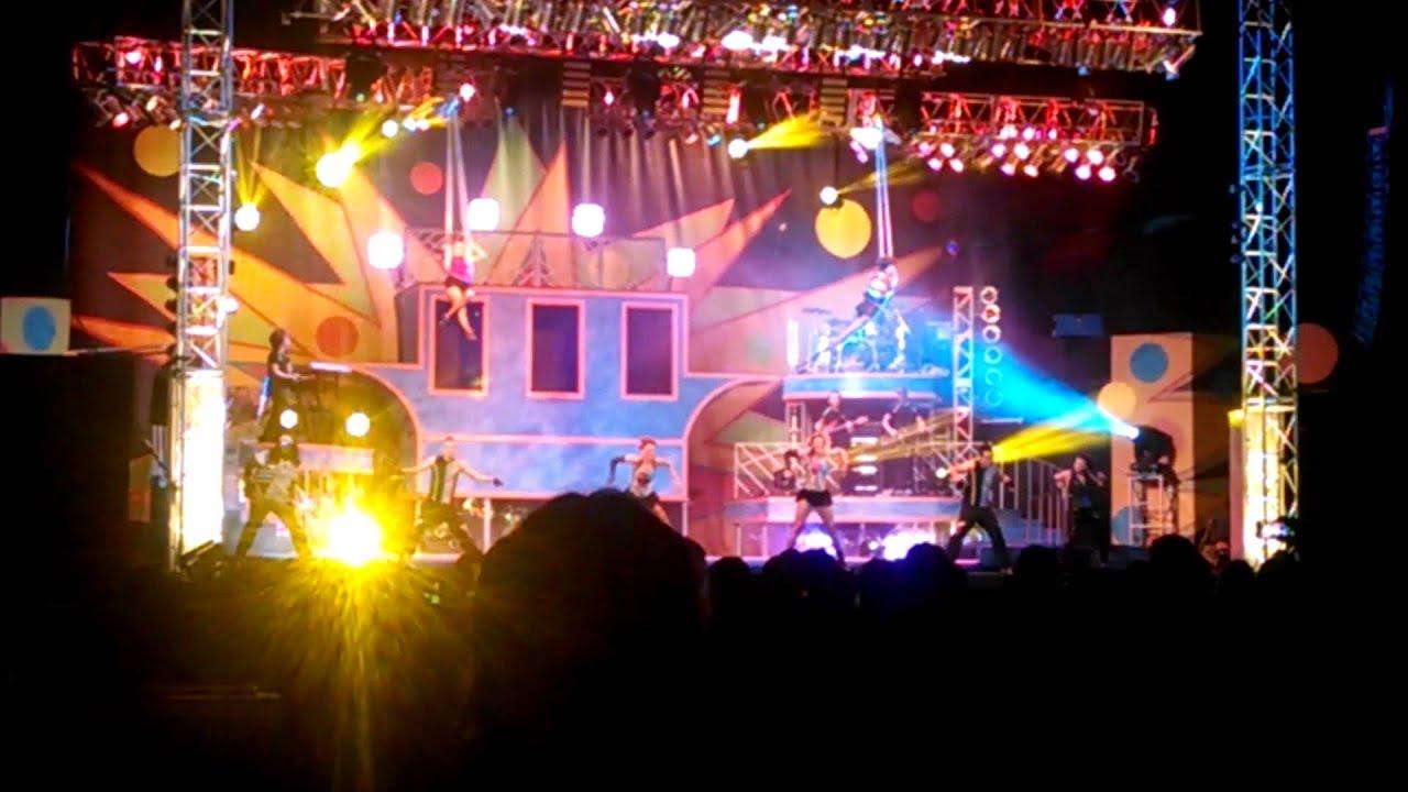 Busch Gardens Summer Nights 2014