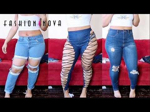 JEANS JEANS & More JEANS Fashion Nova TRY ON Haul Are They Worth The Hype? NON-SPONSORED
