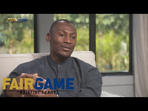 Michael Jordan Inspired Bismack Biyombo to Leave the Congo and Try Out for the NBA  | FAIR GAME