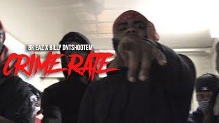 Bk Eaz x Billy DntShootEm - Crime Rate (BIG EBK) Music Video