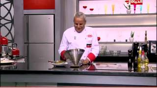 برنامج المطبخ – أسبرنج رول الجمبري – الشيف يسري خميس – Al-matbkh