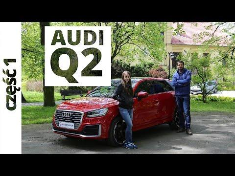 Audi Q2 1.4 TFSI Ultra 150 KM, 2017 - test AutoCentrum.pl #332
