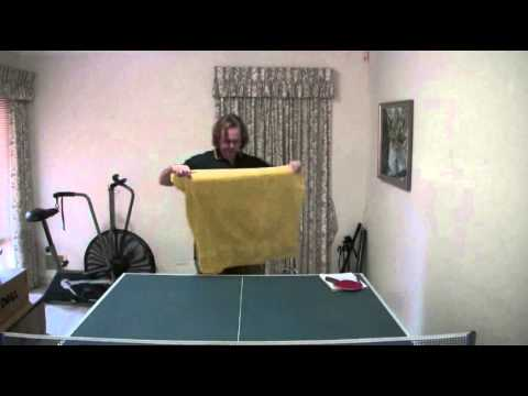 Table Tennis - Return of Serve with Long Pips & Antispin - General Principles