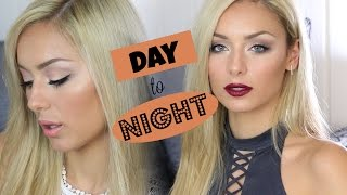 TAG ZUR NACHT MAKE UP TUTORIAL