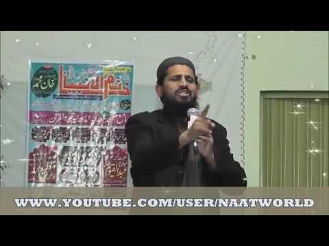 ᴴᴰ Punjabi Naat | Kadhi taiba ki galiya wich - Maulana Qasim Gujjar saheb D.B