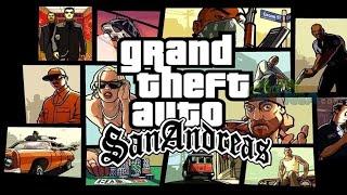 [Live] Grand Theft Auto San Adreas : Le Grand ! |PS4|