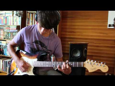 JOHN MAYER - Gravity (guitar cover)