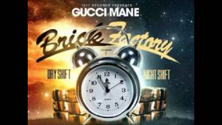 Gucci Mane Ft  Keha & PeeWee Longway  ( Down And Out )Brick Factory Vol  2 Mixtape