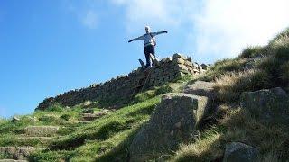 Bellingham Hiking Northumberland Walking, Circular Walks In Northumberland, England, UK