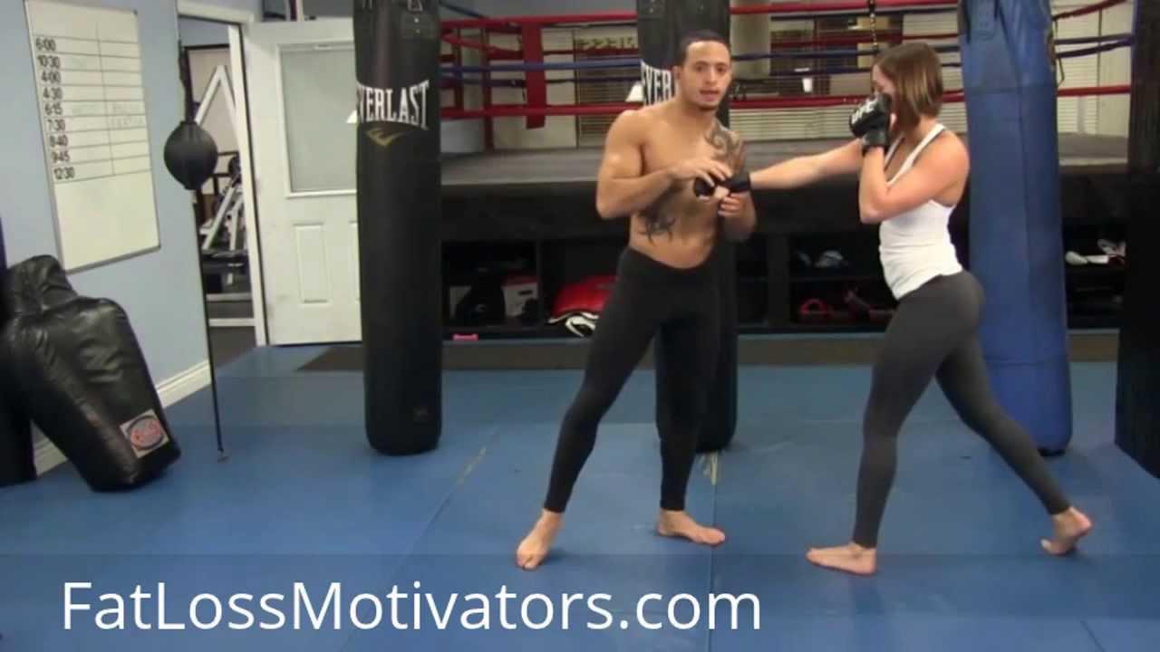 Muay Thai: 5 Question Mark Kick Combinations | Evolve University