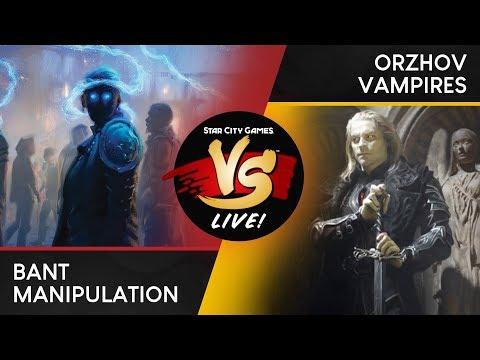 VS Live! | Bant Manipulation VS Orzhov Vampires | Standard | Match 2
