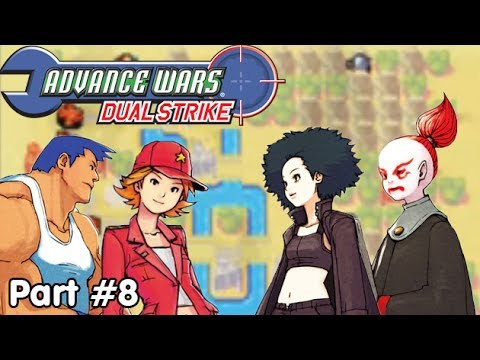 Slim Plays Advance Wars: Dual Strike - #8. Pushing Back the Enemy!