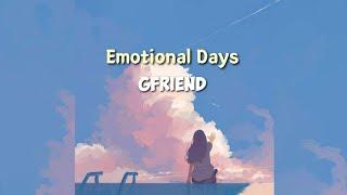 Download lagu GFRIEND - Emotional Days • [Lirik + Sub Indo]