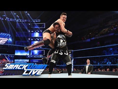 The Miz vs. Jey Uso: SmackDown LIVE, March 5, 2019