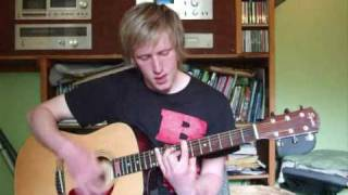 The Reason - Hoobastank Acoustic cover