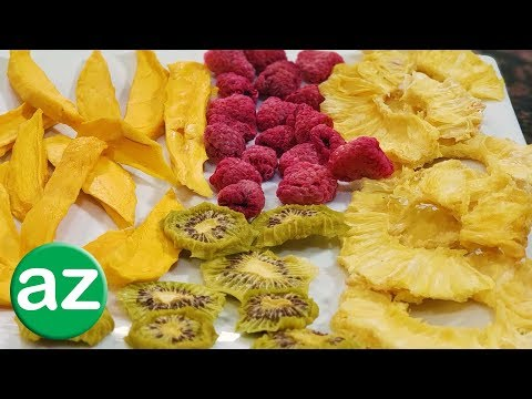 How To Dehydrate Fruit - Cosori Dehydrator Review