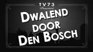 Dwalend door Den Bosch | Annabel in cafe t Bosschenaartje