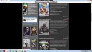 Как скачивать фильмы с разных сайтов,без программ за 1 минуту.