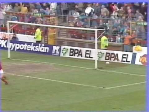 [89/90] Nottm Forest v Man City | Crosby-Dibble goal