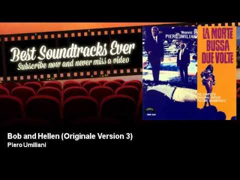 Piero Umiliani - Bob and Hellen - Originale Version 3 - La Morte Bussa Due Volte (1970)