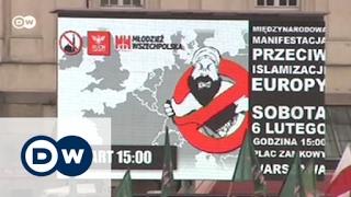 Muslime in Polen unerwünscht   DW Nachrichten
