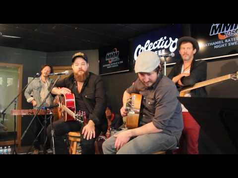 Nathaniel Rateliff and the Night Sweats   From Studio M