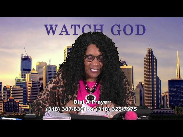 WATCH GOD 8 29