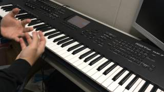 [WTFun]11-MOTIF XF-EG control! Strings ATTACK!