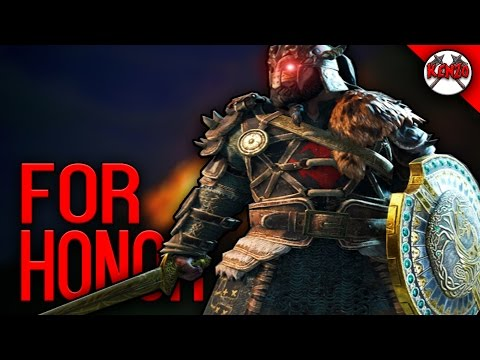 I'M ON A RAMPAGE! - For Honor High Level Warlord