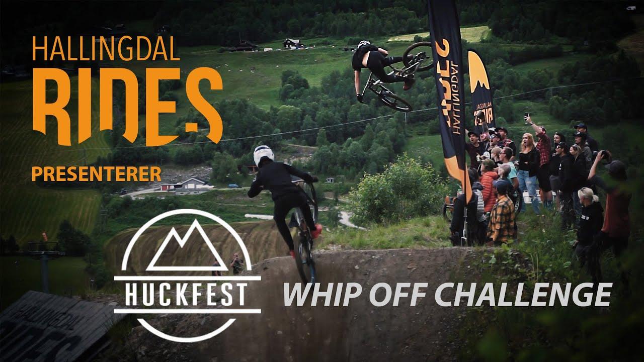 Huckfest 2020 Whip Off Challenge