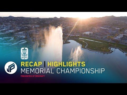2017 Memorial Championship Recap | Disc Golf Pro Tour