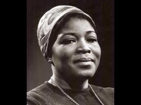 Betty Shabazz : Black Liberation & The Struggle in America [1970]