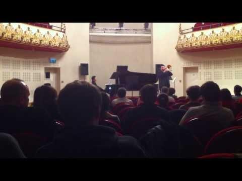 Zoltan Kiss play schubert An die Musik   Op 88 N 4