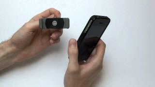 Kenu Airframe автомобильный держатель мобильных телефонов смартфонов тест обзор на русском iphone(, 2014-09-27T10:15:32.000Z)