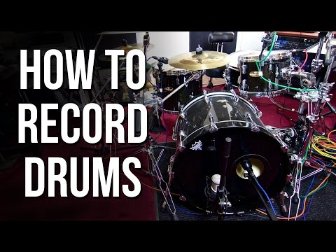 Part 1: Gear | HOW TO RECORD DRUMS