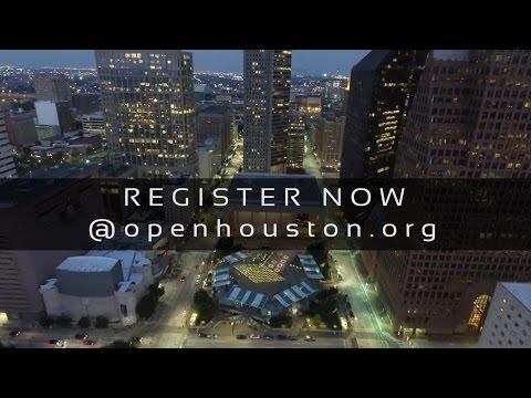 OPEN Houston 7th Annual Conference- Promo 2016
