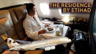 Most Luxurious Flight - The Residence by Etihad A380 Abu Dha...