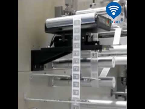 RFID Sticker Tag Supplier