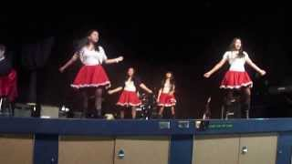 Gangnam Style Dance (Talent Show at SMCSS) - Pinay Girls