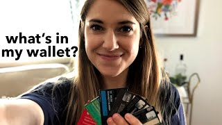My Credit Cards + Tips | What's in My Wallet? | This or That
