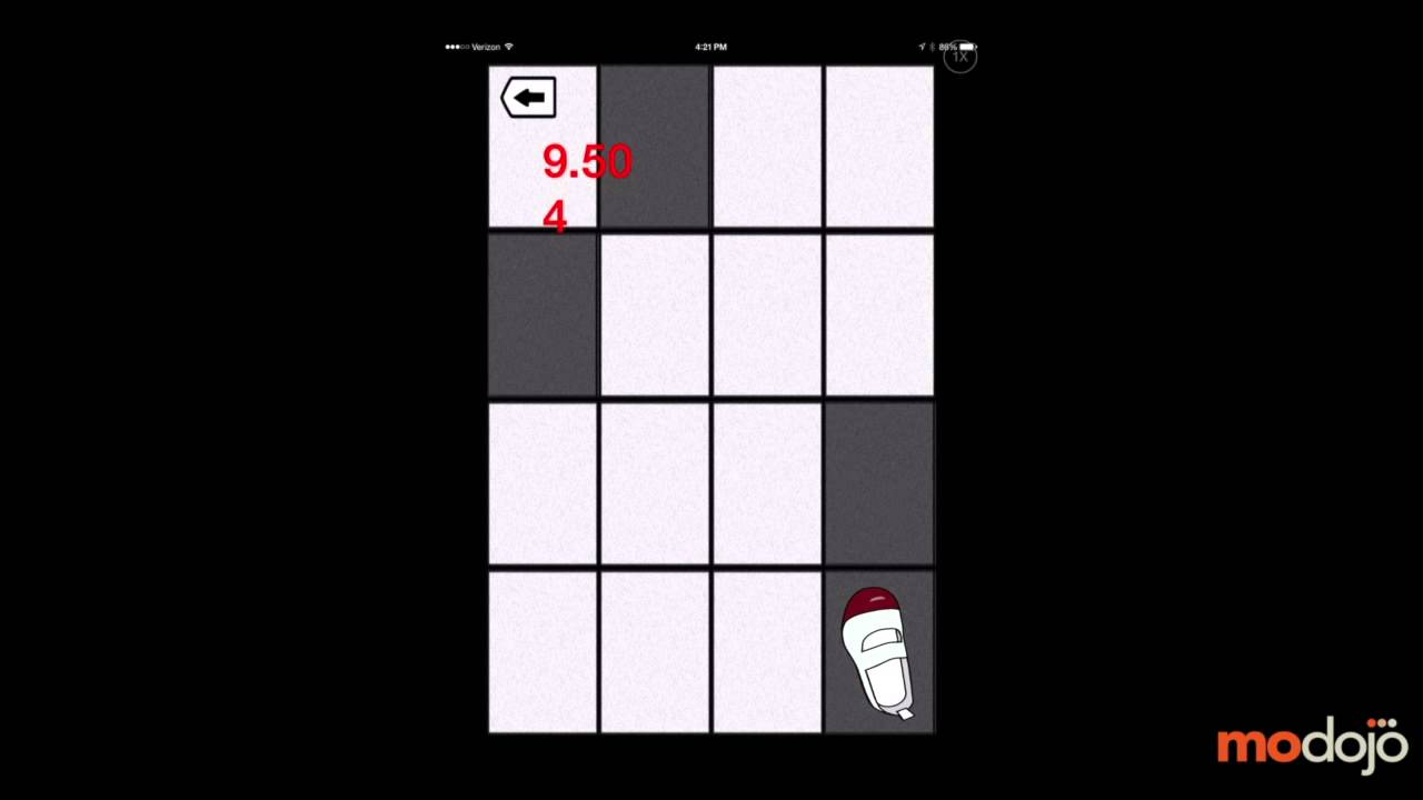 Don T Step On The White Tile