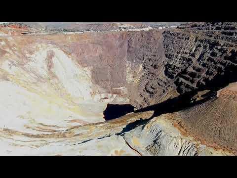 Queen Mine - Bisbee, AZ | DJI Mavic 2 Zoom