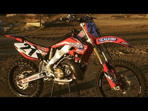 Project LA Sleeve Honda CR250 2 Stroke - Dirt Bike Magazine
