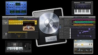 Создание музыки в Logic Pro X #1