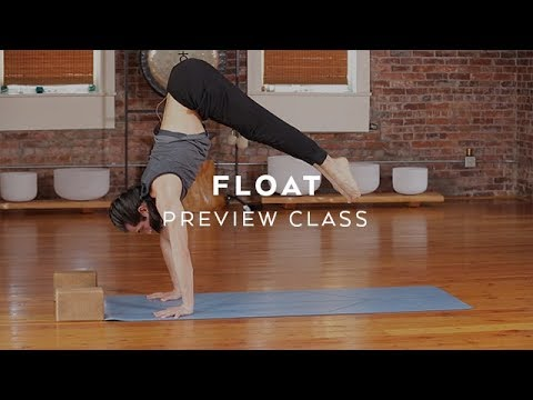 Learn to Float Yoga Class: Technique Practice with Elvis Garcia